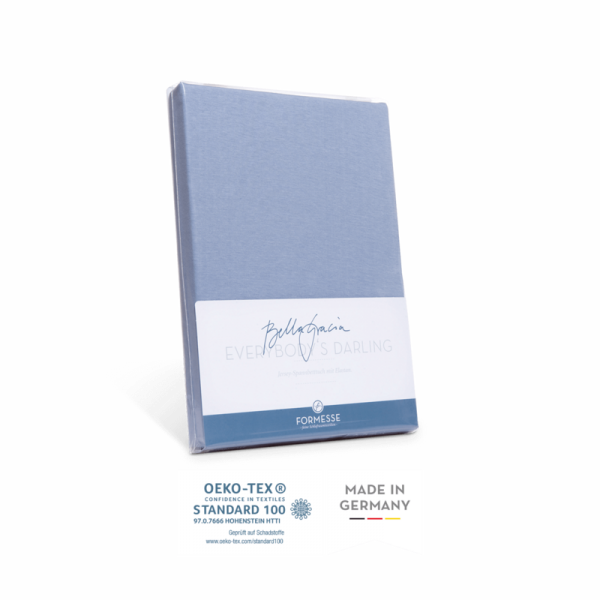 Spanntuch 180/200 x 200 - FachhandelsQualität ° Stretch-Jersey 175 g